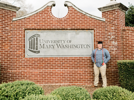 Mary Washington University Grad