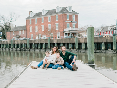 Family Photos in Delaware City