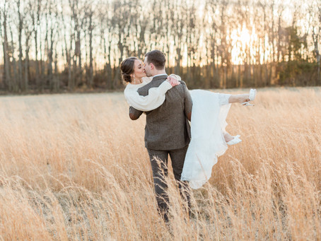 Maryland Winter Elopement