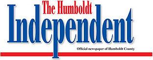 The Humboldt Independent newspaper logo