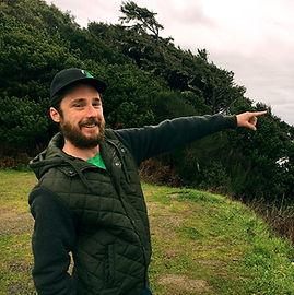 Humboldt Cannabis Tours founder Matt Kurh