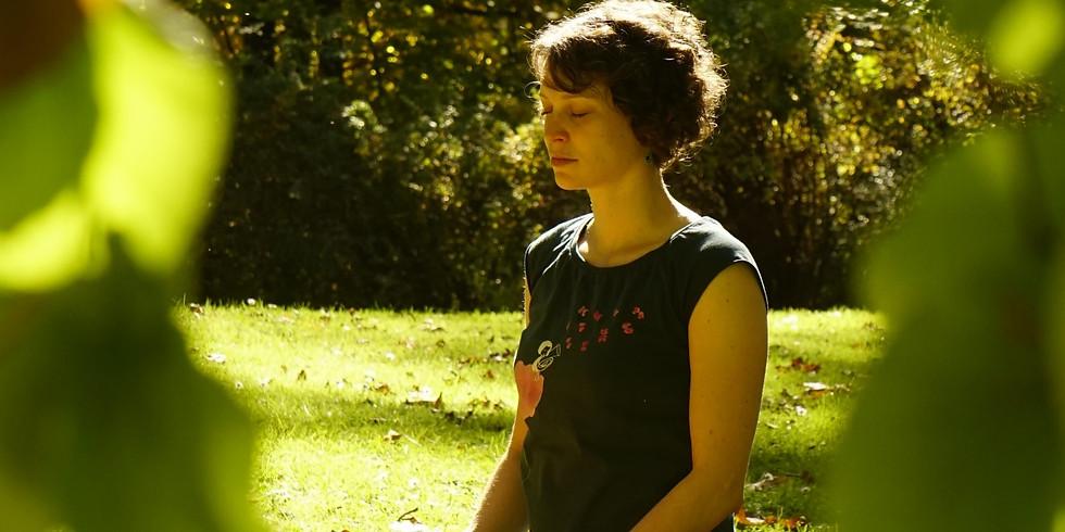 Einfach sitzen: Kennst du deine Meditationsposition?