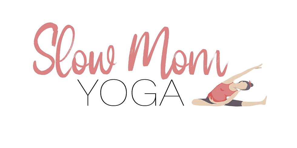 Slow Mom Yoga vor der Geburt Online