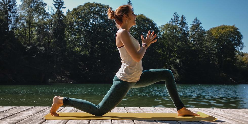 Slow down Flow Yoga Kurs
