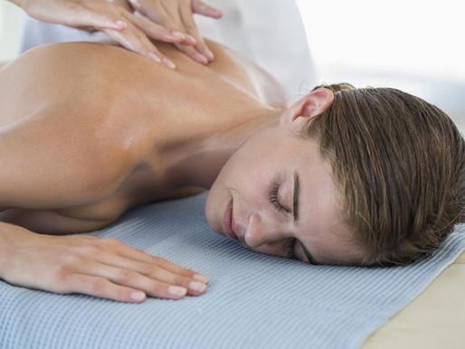 The Swedish Massage: Full Body Therapy
