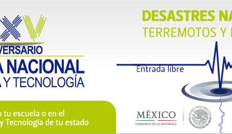 Semana Nacional de Ciencia y Tecnología en Quintana Roo