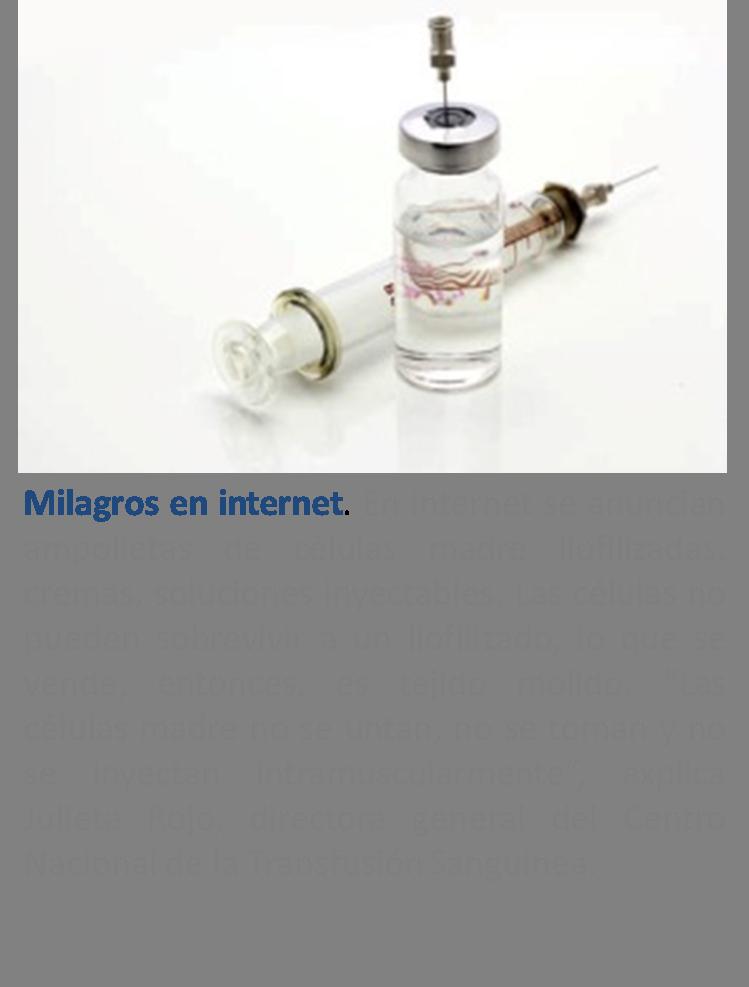 curar diabetes con celulas madre pastillas