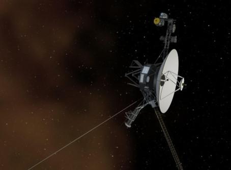 Las sondas Voyager arrojan luz sobre la frontera del espacio interestelar.
