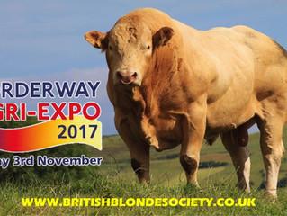 Agri-Expo, Friday 3 November 2017 at H&H Carlisle