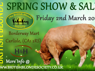 Spring Show and Sale @ H&H