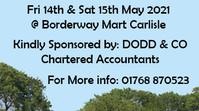 Catalogue for the Society Sale at Carlisle on 15th May 2021