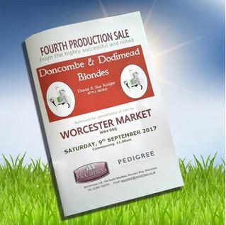 Doncombe & Dodimead Production Sale