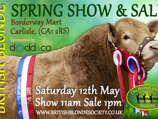 Society Spring Show & Sale @ Carlisle