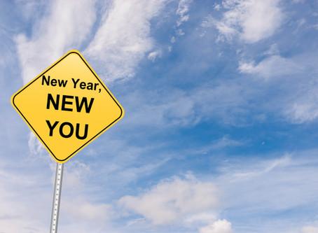 Neujahrs Vorsätze