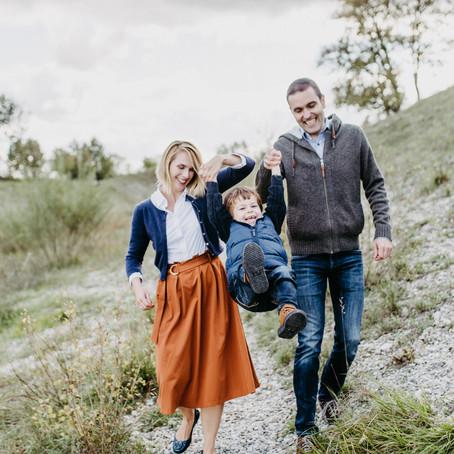 5 Tipps für natürliche Familienbilder