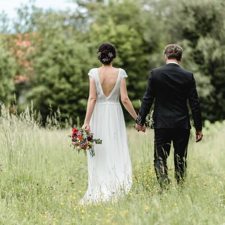 5 Tipps für natürliche Hochzeitsfotos
