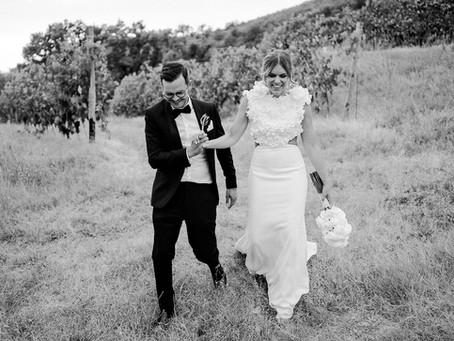 Italian Wedding - Vino, Parmigiano & Amore