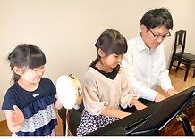 桶川「さいのおピアノ教室」|レッスン風景