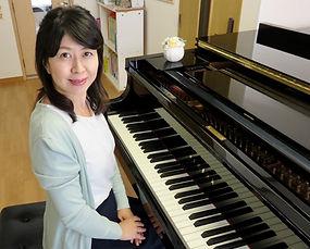 さいのおピアノ教室 道祖尾美香です
