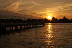 Brooklyn, NY, Sunset