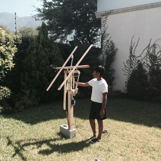 Prototipo de Seguidor Solar