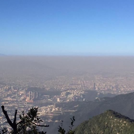 Monterrey, la ciudad más contaminada de Mexico