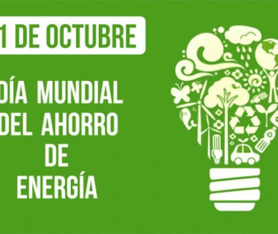 Día Mundial del Ahorro de Energía