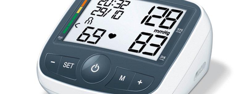 Oberarm-Blutdruckmessgerät - BM 40