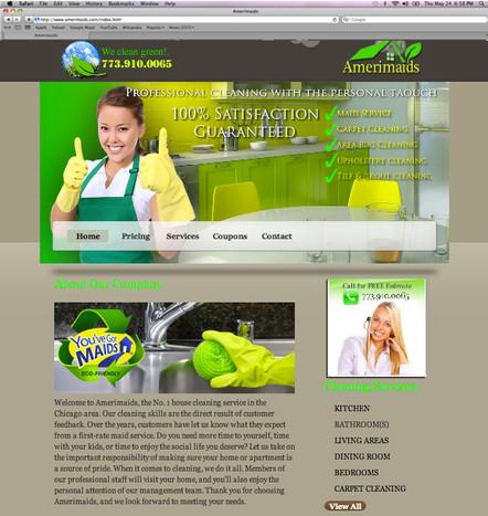 maids website