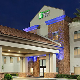 HOLIDAY INN EXPRESS INN AND SUITES - MERCED CA