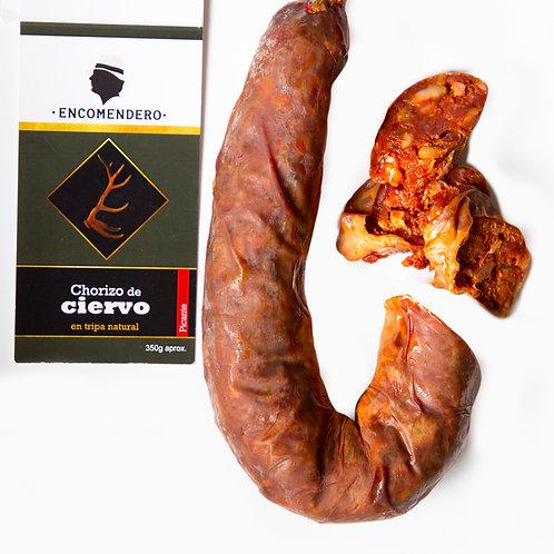 Chorizo de ciervo Picante €/pieza