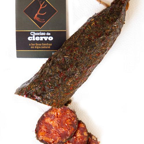 Chorizo de Ciervo a las Finas Hierbas €/pieza