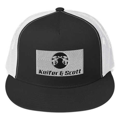 Squirt Guns Trucker Cap
