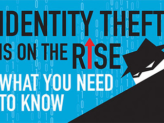 Basic Tips to Protect Your Identity: