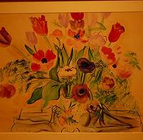 13 Raoul Dufy Anemones et tulipes 1942.J