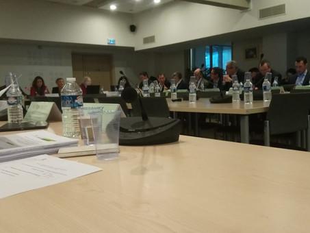 Participation au Conseil d'administration de France Agrimer.