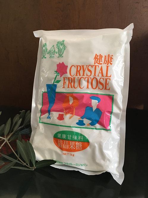 結晶果糖(甘味は砂糖の1.5倍)1kg
