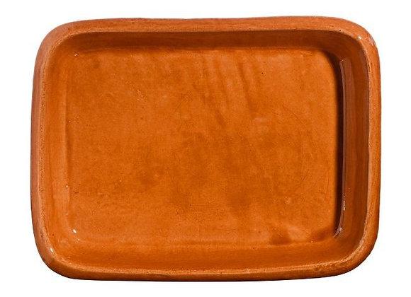 Petit plat à gratin rectangle - dimension 17x24 cm