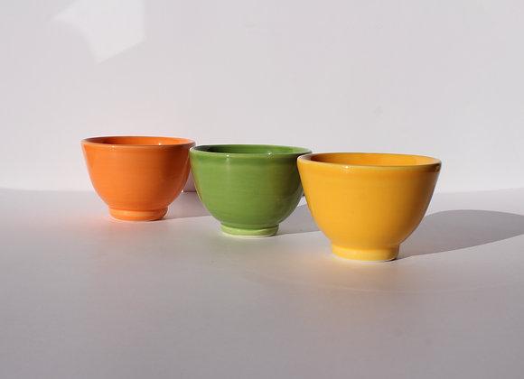 ensemble de 3 bols Zen