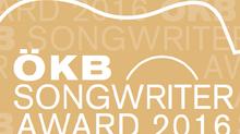Anna-Fay nominiert für den ÖKW Songwriter Award 2016