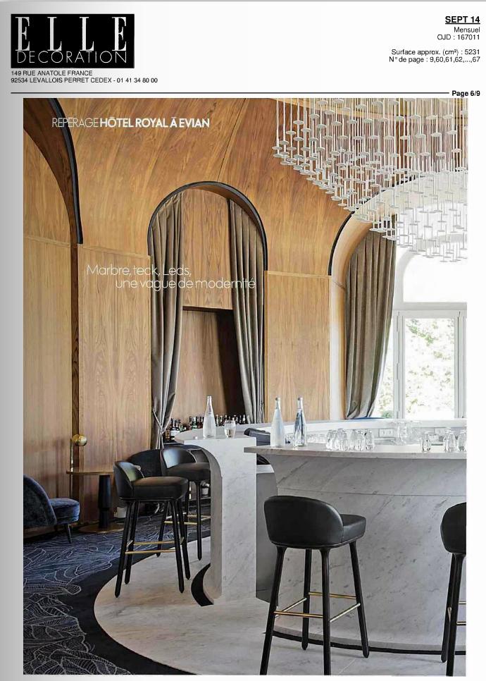 hôtel Royal, Evian