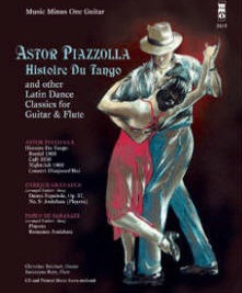 Histoire du Tango and other Latin Cance Classics