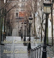 Duets by Castelnuovo-Tedesco and Giuliani