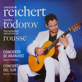 Guitar and Orchestra - Rodrigo/ Ponce