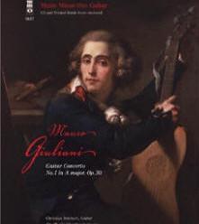 Concerto No 1 by Mauro Giuliani