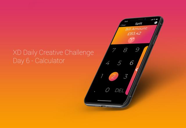 Day 6 - Calculator