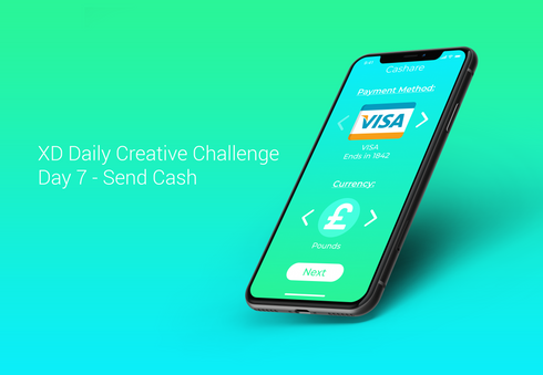 Day 7 - Send Cash