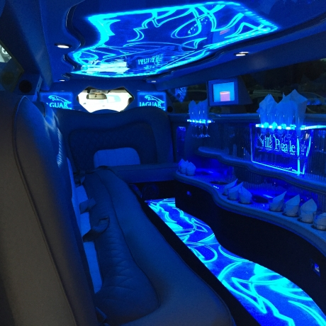 Limousine Jaguar XF
