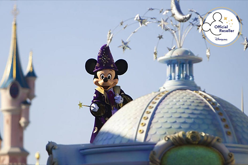 Biglietti per 1 giorno a Disneyland® Paris