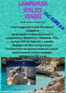 PRENOTA 0916141187 info@scaliciviaggi.co